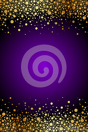 Purple And Gold Luxury Background Stock Images - Image ...