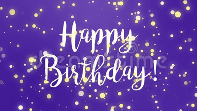 Purple happy birthday greeting card video stock footage video of purple happy birthday greeting card video stock footage video of bubbles card 109577958 m4hsunfo