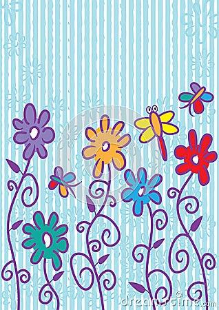 Purple Line Nature Card_eps