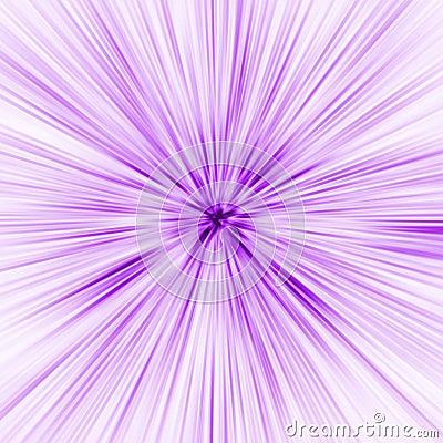 Purple lines depth effect
