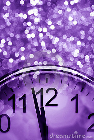 Purple New Year S Abstract Background Stock Photos Image