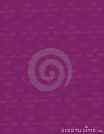 Purple Patterned Background