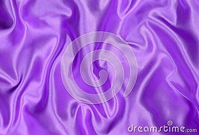 Purple Lilac Satin