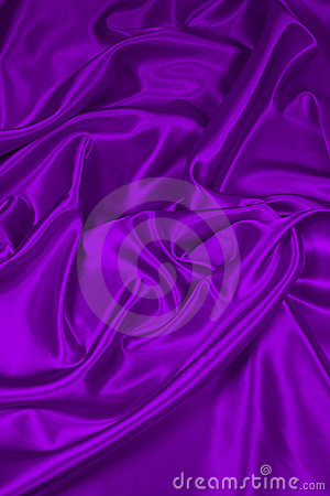 Free Purple Satin/Silk Fabric 2 Royalty Free Stock Photo - 424695