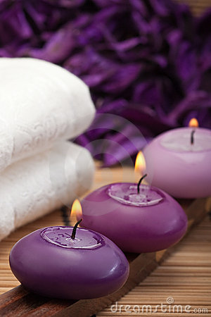 Purple Spa Relaxation (1) Royalty Free Stock Images ...  Purple Spa Rela...