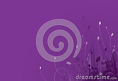 Purple spring background 3
