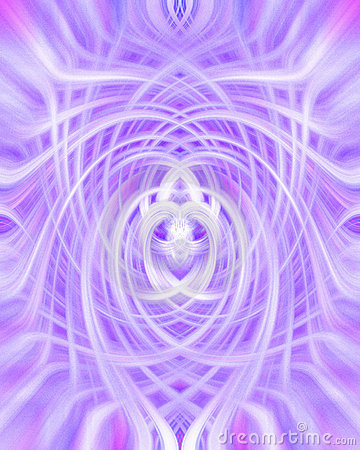 Purple Swirl Background