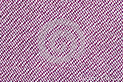 Purple tartan pattern, checkered  fabric