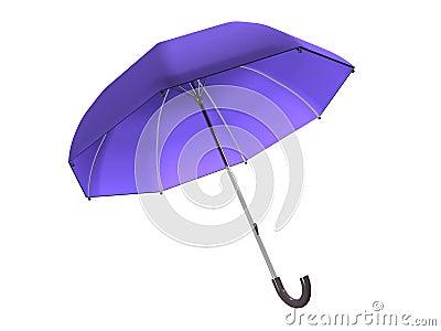 Purple Umbrella_Raster
