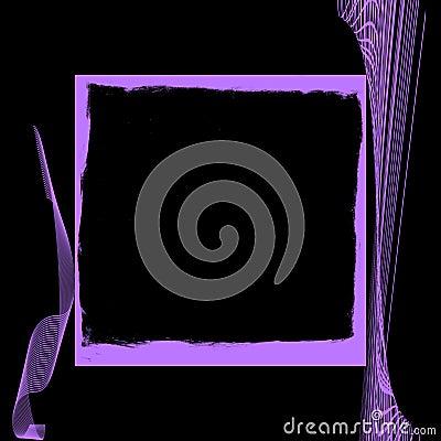 Purple violet black background