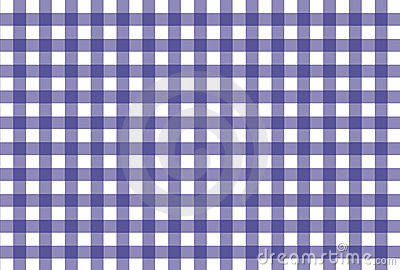 Purple and white checkered pattern