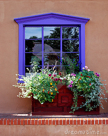 Free Purple Window Stock Image - 3493231