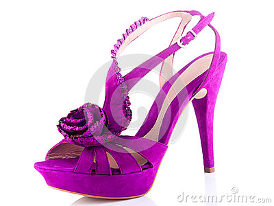 Purple Women s shoes