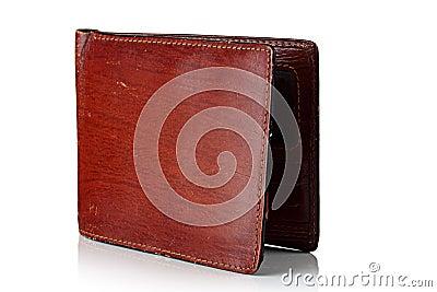 Purse, wallet.