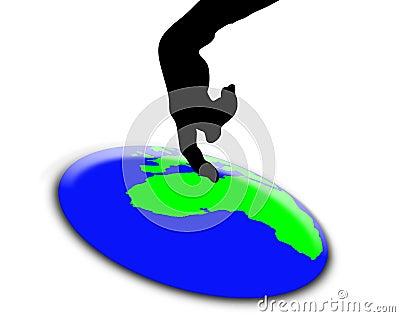 Push The World Button
