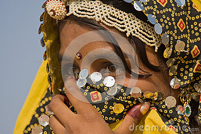 Pushkar Camel Mela (Pushkar Camel Fair) Editorial Image