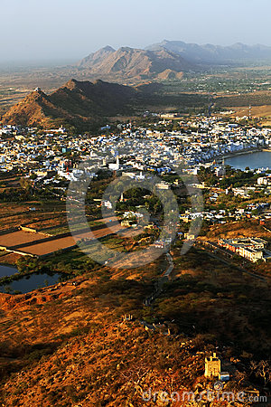 Pushkar Holy City