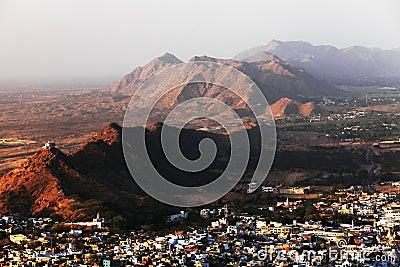 Pushkar Holy City