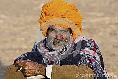 Pushkar, India. Editorial Stock Photo