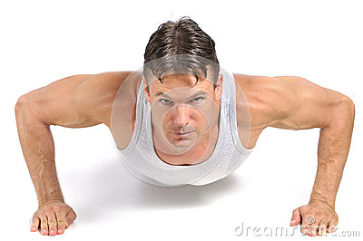 Pushup Übung