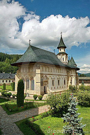 Free Putna Monastery Royalty Free Stock Photography - 15169427