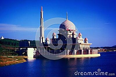 Putra Mosque Editorial Photography