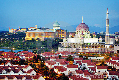 Putrajaya Royalty Free Stock Images - Image: 738359