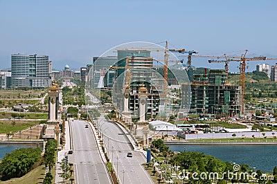 Putrajaya- the new city