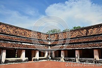 Putthaisawan Temple  Ayutthaya , Thailand