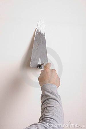 Free Putty Knife Stock Images - 22950794