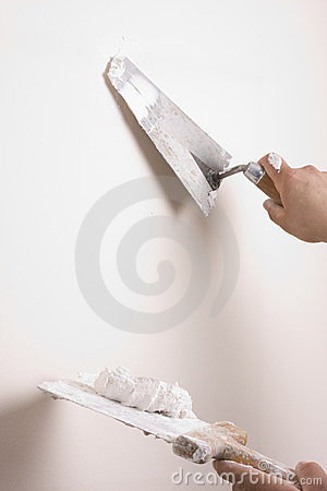 Free Putty Knife Stock Photography - 23622912