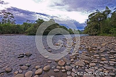Puyo River Ecuador