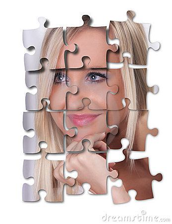 Puzzle Royalty Free Stock Photos - Image: 16101068