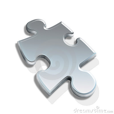 Puzzle 3d piece