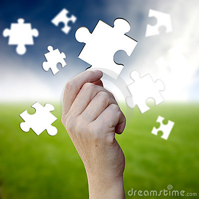 Free Puzzle Royalty Free Stock Photos - 5129058