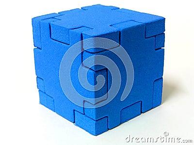 Puzzle - BLUE