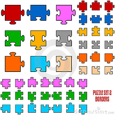 Puzzle Border Pieces