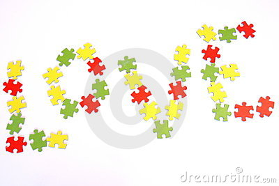 Puzzle d amour