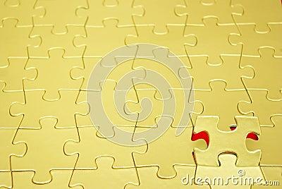 Puzzle dell oro