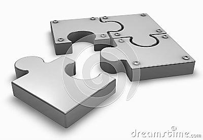 Puzzle missing part
