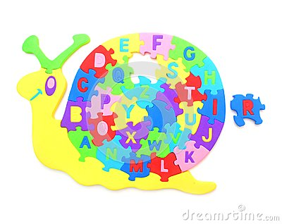 A puzzle shellfish