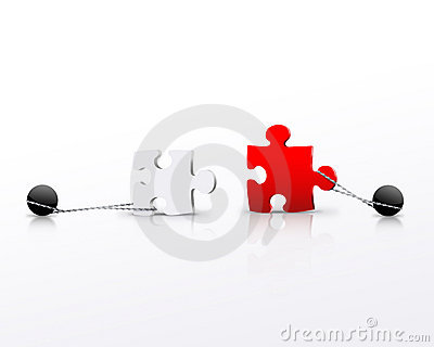 Puzzle slaves