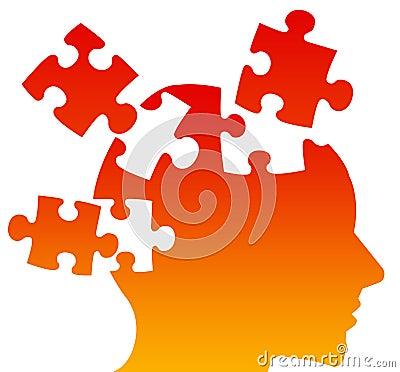 Free Puzzled Mind Stock Photos - 20970303
