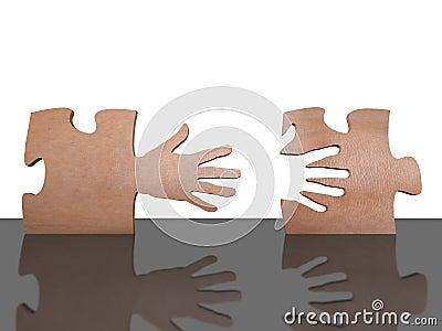 Puzzlehand