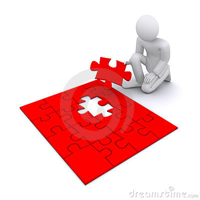 Puzzles as successful business work