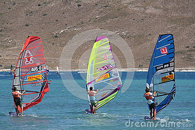 PWA 2012 alacati Editorial Photography