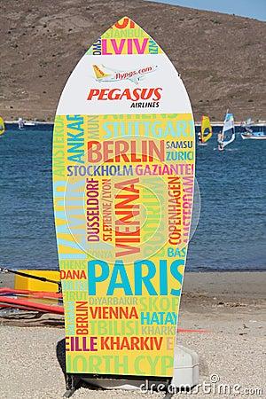 PWA 2012 alacati Editorial Image