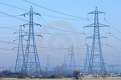 Pylons of Power