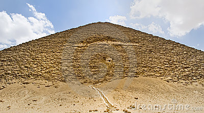 Pyramid of Dahshur