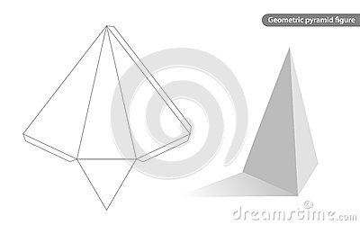 Pyramid geometric